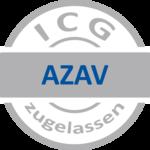 Wir sind nach der Akkreditierungs- und Zulassungsverordnung Arbeitsförderung - AZAV zertifiziert